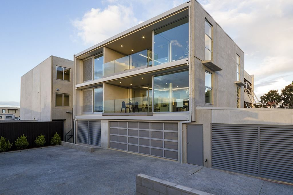 Kitchener Rd E-Auckland-Housing-Apartment-Construction