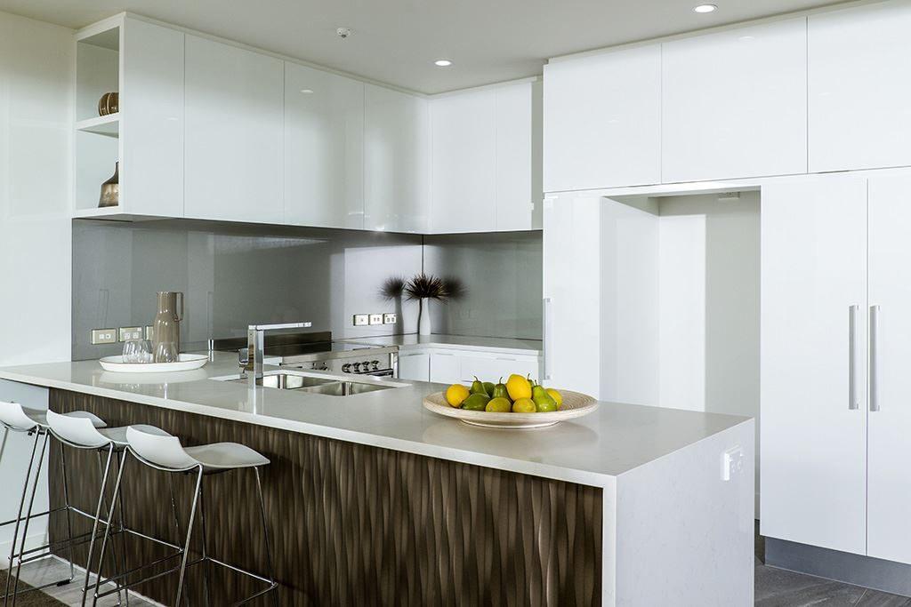 Kitchener Rd Kitchen Apartment Design Comany Auckland